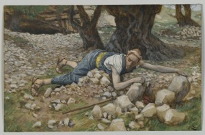 The Hidden Treasure by James Tissot, 1886-94 (click to enlarge)